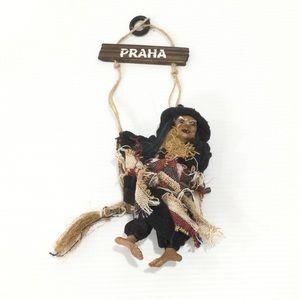 Kitchen Witch from Prague Czech Republic